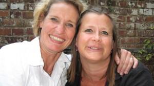 Suse und Brigitte