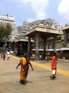 Tempel Indien hoch01