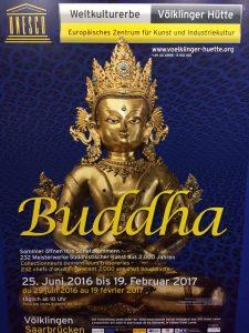 Buddha-Ausstellung